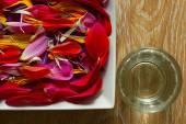 Spa flowers petals — Stock Photo