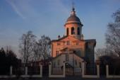 Orthodox Church Cathedral — Foto de Stock
