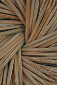 Toothpick background — Stock Photo