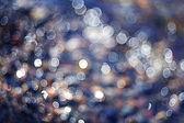 Glare sea stones texture — Stock Photo