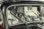 Old vintage car — Stock Photo