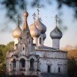Orthodox Church Cathedral — Stock Photo #56029913