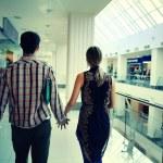 Couple shopping — Stock Photo #59978217