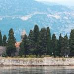 Saint George Island, Montenegro — Stock Photo #59997419