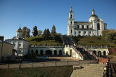 Assumption cathedral, Vitebsk — Stock Photo