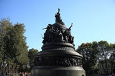 Millennium of Russia  in Novgorod — Stock Photo