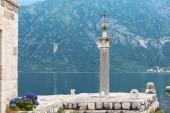 Kerk in montenegro — Stockfoto