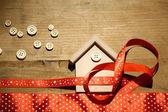 Yeni yıl oyuncakları — Stok fotoğraf