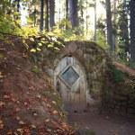 Постер, плакат: Hobbit house grotto