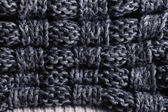 Knitted textile background — Stock Photo