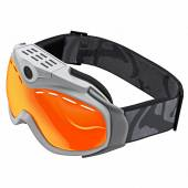 Goggles for snowboarding — Stock Photo