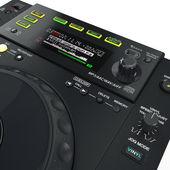 CD player rotary — Stock Photo