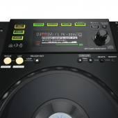 Modern CD player — Stock Photo