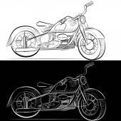Bike vector — Stock Vector
