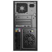 PC system block back instrumental panel. 3d graphic — Stock Photo
