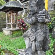 Closeup of traditional Balinese God statue  — Stock Photo #65718263