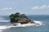 Pura Tanah Lot, Bali, Indonesia. — Stock Photo