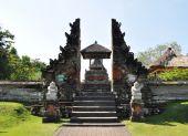 Taman ayun temple, bali, indonesia — Стоковое фото