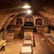 Wine cellar in Valtice — Stock Photo #58456619