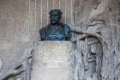Tomb of the famous czech composer Antonin Dvorak — Stock Photo