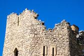 Romantic artificial ruined castle Januv hrad — Stock Photo