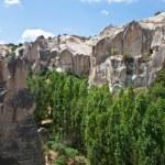 Unusual landscape in Cappadocia — Stock Photo #58465515