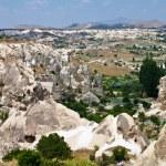 Unusual landscape in Cappadocia — Stock Photo #58465553