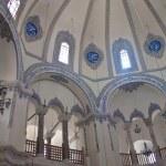 Interior of little Hagia Sofia mosque in Istanbul — Stock Photo #58465961