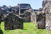 Ruins of ancient city Pompeii — Stock Photo