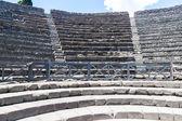 Ruïnes van de oude stad pompeii — Stockfoto