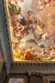 Interior of Palazzo Reale in Caserta — Stock Photo
