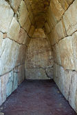 руины старого капитала хаттусе хеттский — Стоковое фото