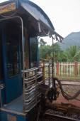 Nilgiri Mountain Railway — Stock Photo