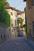 Old Town in Bergamo — Stock Photo