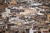 Aerial view of Fes — Photo