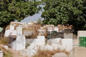 Cemetery in Meknes — Stock Photo