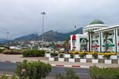 Estación de autobuses en tetouan — Foto de Stock