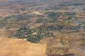 Aerial view of Andalusia — Stock Photo