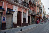 Street in center of Seville — Stock Photo
