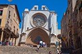 Cathedral  in Tarragona — ストック写真