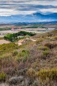 Countryside near Logrono — Stock Photo