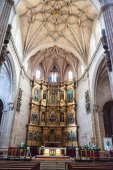 Cathedral of St. Mary in Calahorra — Stock fotografie