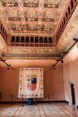 Aljaferia palace in Saragossa — Zdjęcie stockowe