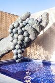 Vivanco winery museum — Stock Photo