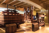 интерьер музея винного завода vivanco — Стоковое фото