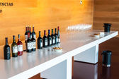 Degustation in Vivanco winery museum — Stock Photo