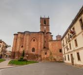 Monastery Santa Maria la Real — Stock Photo