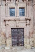 Entrance to monastery Santa Maria — Stock Photo