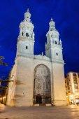 Co-cathedral of Santa Maria — Стоковое фото