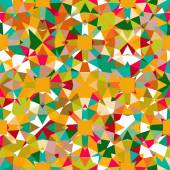Colorful geometric pattern — Stock Vector